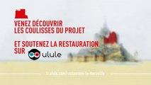 Restaurons la Merveille, une maquette du Mont-Saint-Michel à la Cité