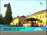 NATO military drills underway in Ukraine