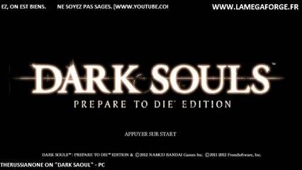 La Megaforge VS Dark Souls