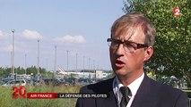 Grève à Air France : un pilote gréviste dévoile ses conditions de travail