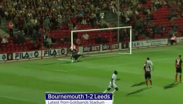 Giuseppe Bellusci GOAL v Bournemouth #LUFC
