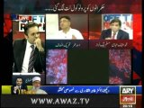 Asad Umer (PTI) Excellent Reply To Hanif Abbasi (PMLN)