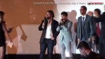 Horns : Daniel Radcliffe et Alexandre Aja à Paris