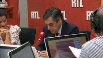 François Fillon répond aux auditeurs de RTL