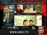 Imran Khan and Dr. Tahir-ul-Qadri have lost all their support -- Haroon Rasheed