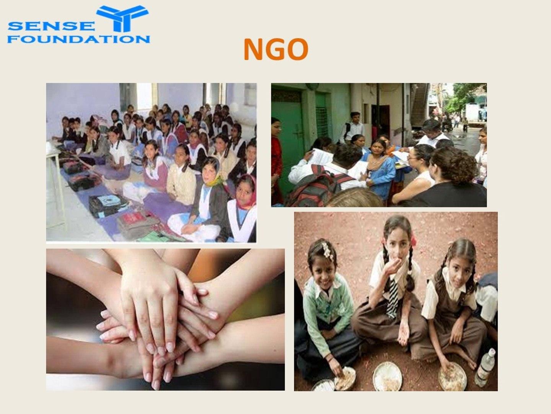 Sense foundation is best NGO