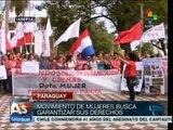 Paraguay: mujeres impulsan la paridad de género en espacios políticos