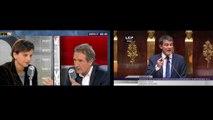 Bourdin n'a pas bien écouté Valls