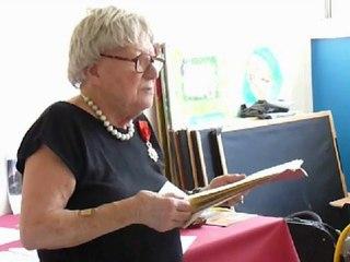 Marthe Gautier - Légion d'honneur de Marthe Gautier 16 sept 2014