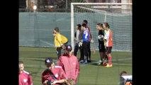 Formation gardiens de but de football du Cavigal par l'OGC Nice