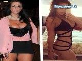Holly Hagan  flaunts confident bikini body