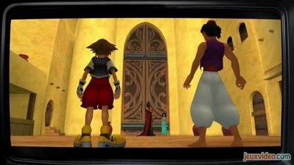 Le Fond De L'Affaire - Kingdom Hearts - Quand Disney rencontre Square Enix