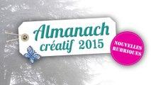 Découvrez L'Almanach créatif 2015 aux éditions Le Temps Apprivoisé !