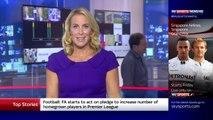 Vincent Kompany feeling good about Champions League campaign - Hometime Headlines.