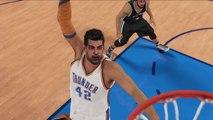 NBA 2K15 James Harden et sa barbe