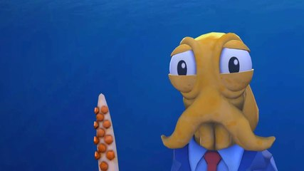 VideoTest : Octodad Dadliest Catch (HD)