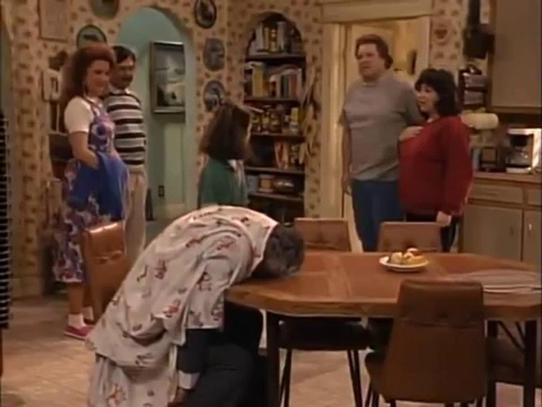 Roseanne Season 1 Episode 21 Death And Stuff