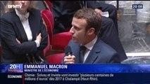 """20H Politique: Les """"illettrées de Gad"""": Emmanuel Macron est-il allé trop loin ? - 17/09"""