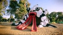 Niki de Saint Phalle - Oeuvres en mouvement - Le Golem
