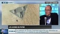 La chronique d'Anthony Morel : Les avions du futur - 18/09