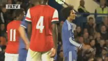 Kaos Bola   CHELSEA VS ARSENAL 2-1_ Goals and Highlights FA Youth Cup Semi Final