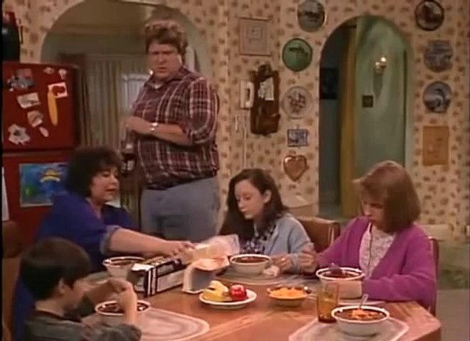 Roseanne Season 2 Episode 2 The Little Sister