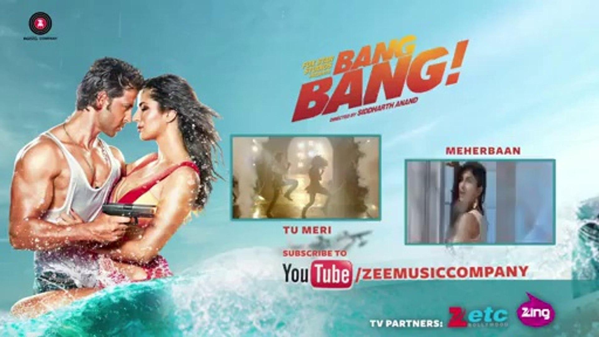 Bang Bang HD Title Song Video - Bang Bang [2014] - Hrithik Roshan - Katrina Kaif - HD - Video Dailym
