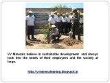 AAP News Fake. No Commercial Ties Between Ms. V.K. Sasikala's Family And VV Minerals, Vaikundarajan