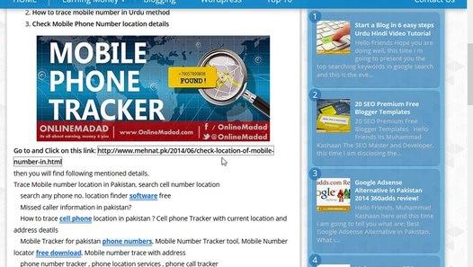Madison : Mobile number tracker online pakistan
