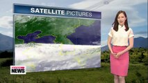 Typical autumn weather in store on Friday