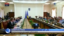 Premierul Ucrainei cere trupelor să fie în alertă - Nu putem crede pe nimeni, în special pe ruşi