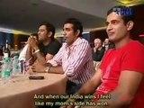 Shahrukh Khan talking about Shahid Afridi & Peshawar