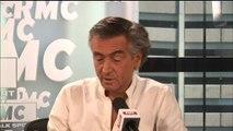 """Bernard-Henri Lévy : """"Alain Juppé est un mauvais ministre des Affaires étrangères"""""""