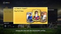 FIFA 15 - Les nouveautés d'Ultimate Team [FR]