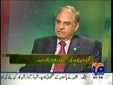 Jirga on Geo News(Global Warming Aur Pakistan) – 18th September 2014