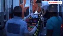Üçüncü kattan düşen çocuk ağır yaralandı -