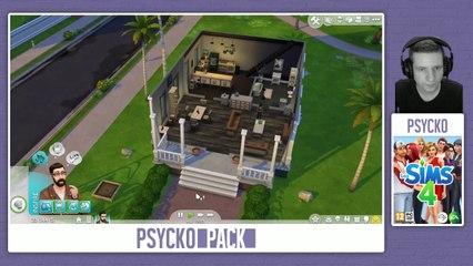 Psyckopack - sur Sims 4 [18/09]