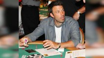 Ben Affleck Folds, Admits To Counting Cards