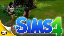 The Sims 4 - EP 4 - The Sexy Pose!
