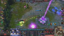 League of Legends World Championship S4 Best of day 1 - League of Legends