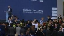 Scottish Referendum: Glasgow votes 'yes' to independence
