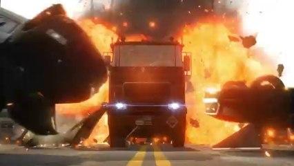 Hotwire Multiplayer Gameplay Trailer de Battlefield : Hardline