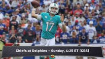 Habib: Which Dolphins Show Up Sunday?