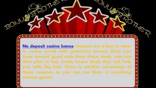 online casinos with no deposit credits start