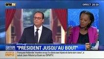 Conférence de Presse de François Hollande: Les décryptages de Thierry Arnaud,  Ruth Elkrief, Laurent Neumann, Rama Yade et Yves-Marie Cann - 18/09 4/6