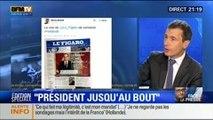 Conférence de Presse de François Hollande: Les décryptages de Thierry Arnaud, Ruth Elkrief, Laurent Neumann et Yves-Marie Cann - 18/09 5/6