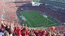 29 months timelapse : San Francisco 49ers Levis Stadium building