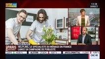 Made in Paris: Mehdi Louali, Helpling, dans Paris est à vous – 19/09