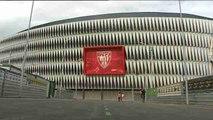 El estadio de San Mamés, en Bilbao, será una de las 13 sedes de la Eurocopa de 2020