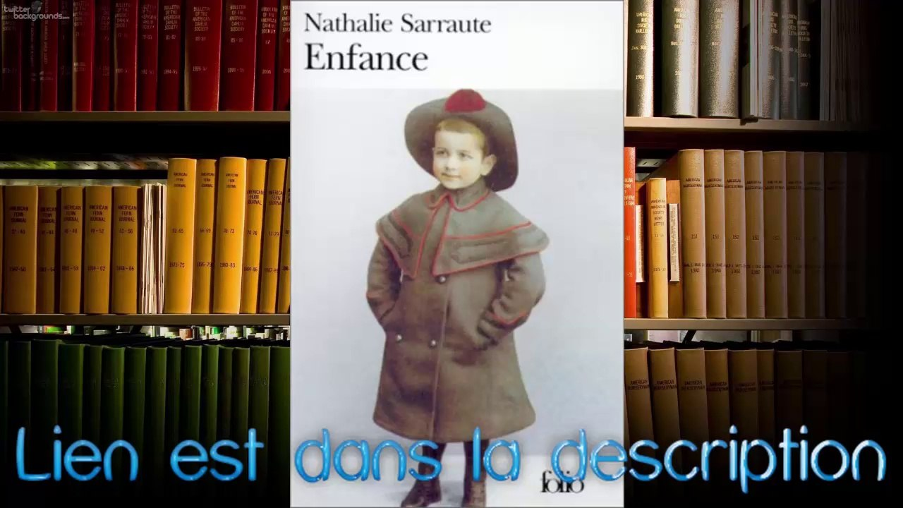 Telecharger Gratuit Enfance De Nathalie Sarraute